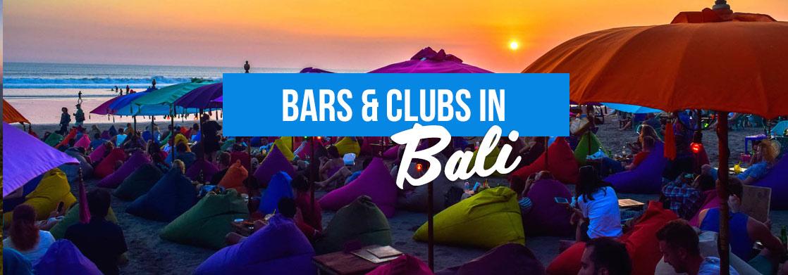 Bars & Clubs in Bali