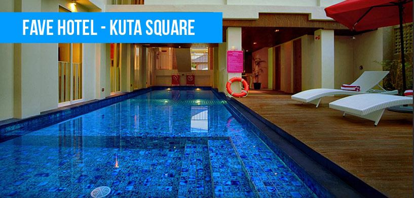 Fave Hotel – Kuta Square