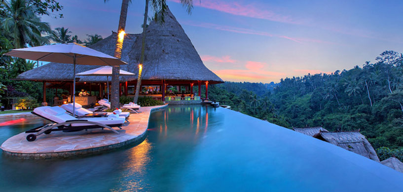 The Best Hotel Pools In Bali Destination Unknown
