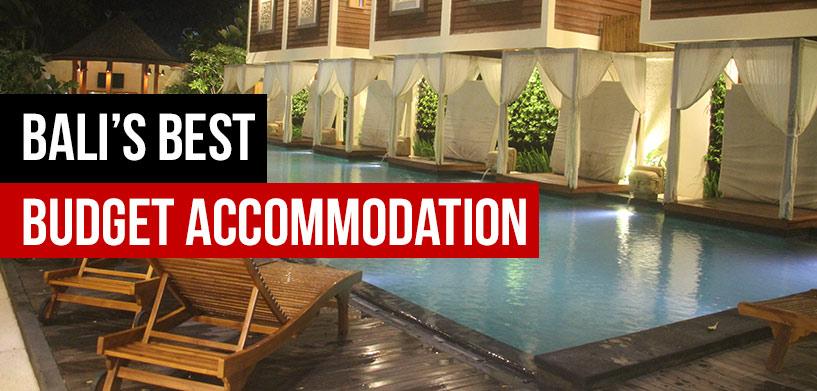 Bali's Best Budget Accommodation