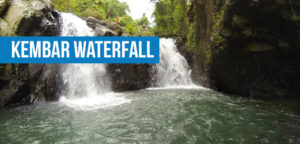 Kembar Waterfall  Ulun Danu Temple and Kembar Waterfall Tour Kembar Waterfall
