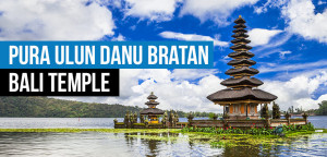 Pura Ulun Danu Bratan Temple  Dolphin Watching, Waterfalls and Ulundanu Temple Tour in Bali Pura Ulun Danu Bratan