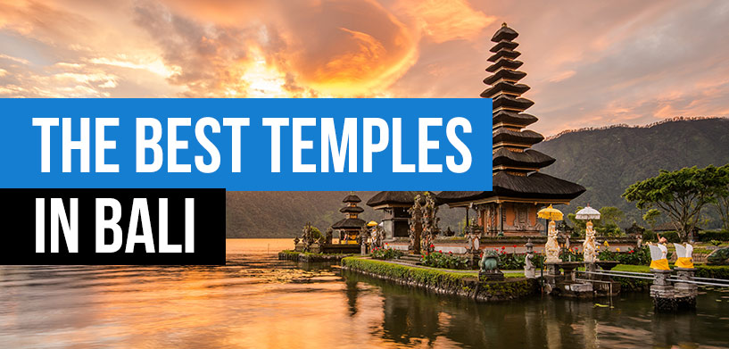 The Best Temples in Bali