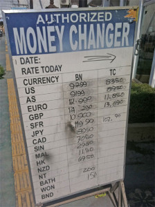 Bali Money Exchange  Bali Tourist Traps & Scams money2