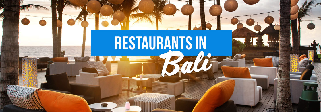 Restaurants in Bali