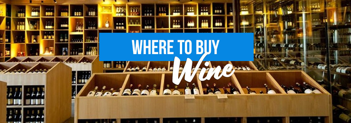 Where to buy Wine in Bali
