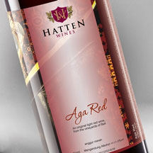 Where to Buy Wine in Bali wine list AGA RED