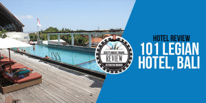 The 101 Legian Hotel  Bali's Best Budget Accommodation 101 legian