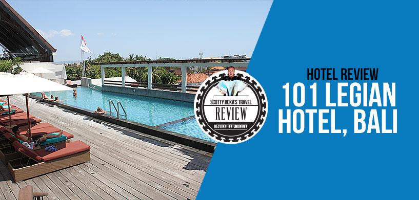 The 101 Legian Hotel