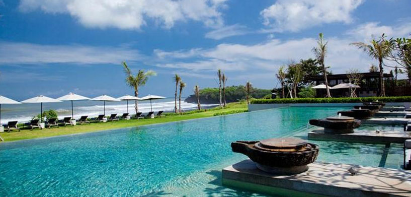Alila Villas Soori Pool  The Best Hotel Pools in Bali Alila Villas Soori