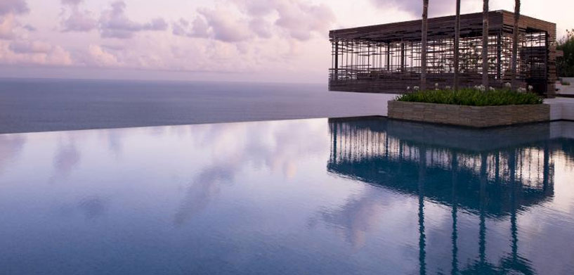 Alila Villas Uluwatu Pool  The Best Hotel Pools in Bali Alila Villas Uluwatu