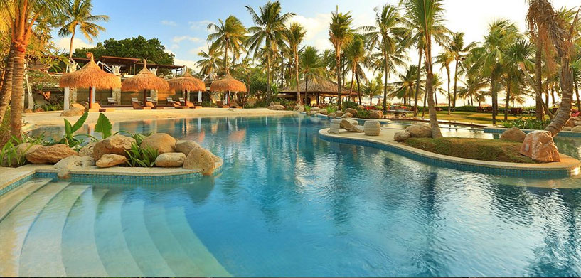 Bali Mandira Beach Resort & Spa pool  The Best Hotel Pools in Bali Bali Mandira Beach Resort Spa pool