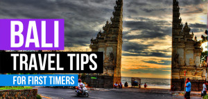 Bali Travel Tips for First Timers  Bali Sidebar Info Bali Tips 1st timers