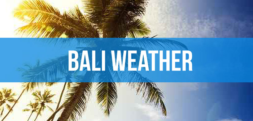 Bali Weather Seasons