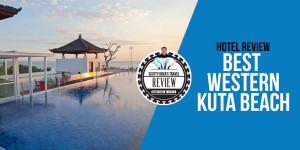 Best Western Hotel Kuta Beach  Bali's Best Budget Accommodation Best western Kuta Beach