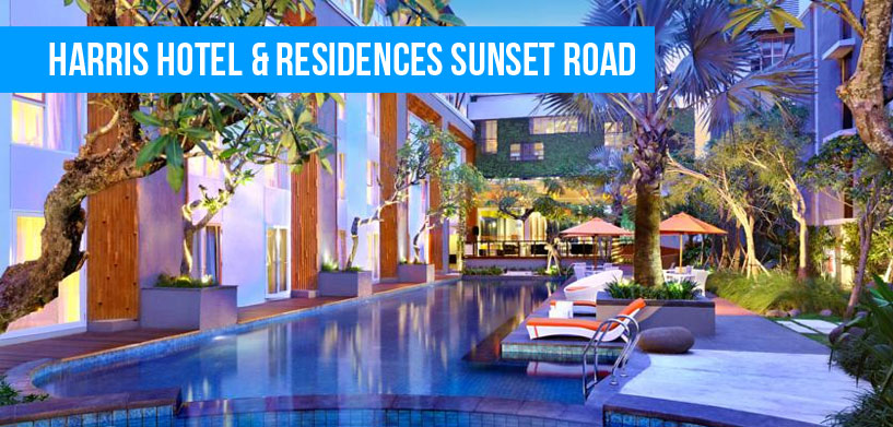 HARRIS Hotel & Residences Sunset Road