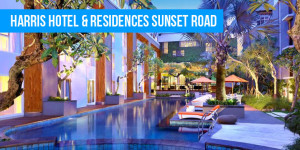 HARRIS Hotel & Residences Sunset-Road  Bali's Best Budget Accommodation HARRIS Hotel Residences Sunset Road