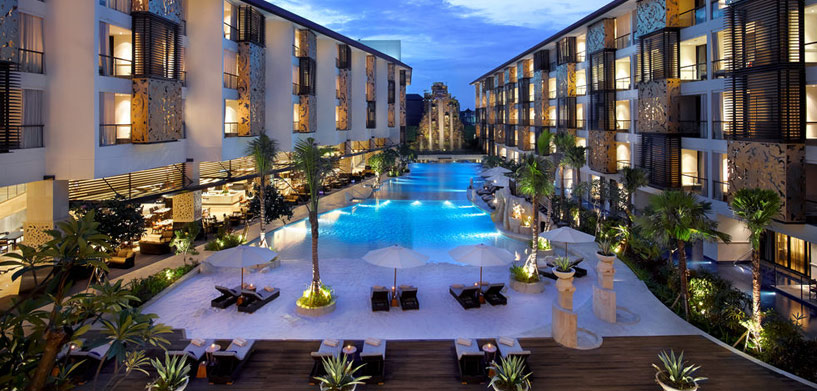 The Trans Resort Bali,  Best Pools in Seminyak - Bali | Best Pools in Bali The Trans Resort Bali