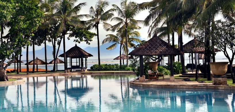 Conrad Bali Pool, Nusa Dua  The Best Hotel Pools in Bali conrad bali pool