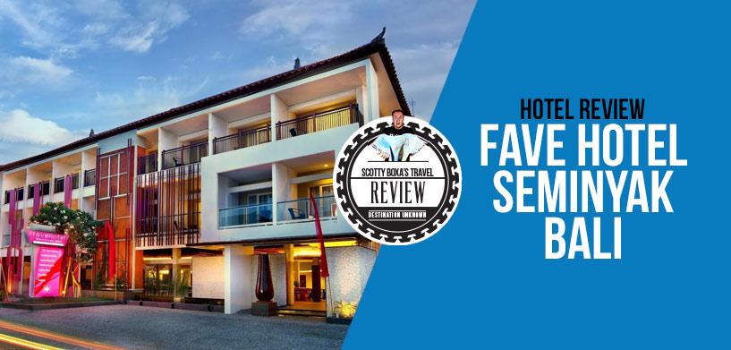 Fave Hotel Seminyak Review
