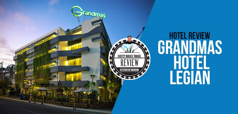 Grandmas Legian Hotel Review