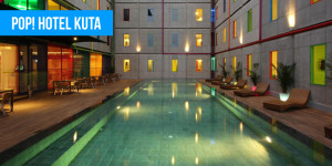 Pop! Hotel Kuta Beach  Bali's Best Budget Accommodation pop hotel kuta
