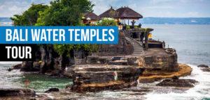 Bali Water Temples Tour  Pura Ulun Danu Bratan Temple Bali Water Temples Tour