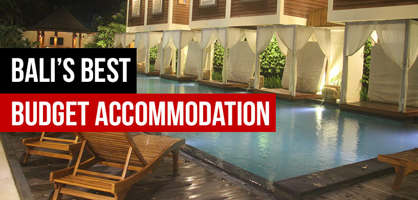 Bali's Best Budget Accommodation