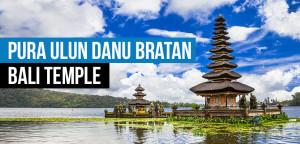 Pura Ulun Danu Bratan Temple  Dolphin Watching, Waterfalls and Ulundanu Temple Tour in Bali Pura Ulun Danu Bratan