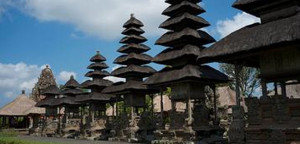 The Heartland of Bali Tour  Pura Taman Ayun Temple The Heartland of Bali Tour