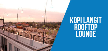 Kopi Langit ROOFTOP LOUNGE  The Best Rooftop Bars in Seminyak Kopi Langit rooftop lounge