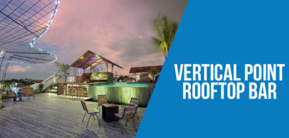 Vertical Point Rooftop Bar  The Best Rooftop Bars in Seminyak Vertical Point